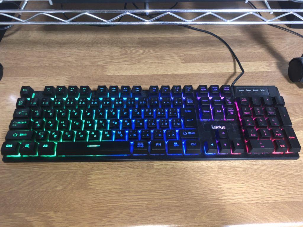 ゲーミングキーボード_0