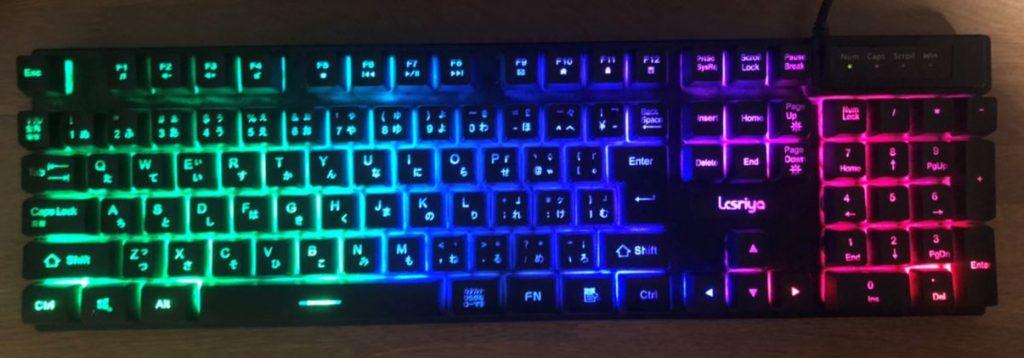 ゲーミングキーボード_1