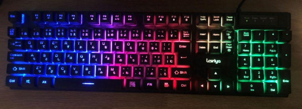 ゲーミングキーボード_4